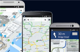 诺基亚 Here 地图向所有 Android 设备开放