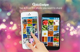 FotoSwipe:iOS和安卓之间飞速分享图片
