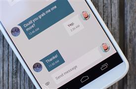 Google 发放独立的 Android 版 Messenger应用